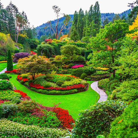 Gardens worth traveling to