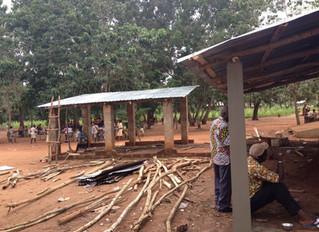 Encore un action au Bénin