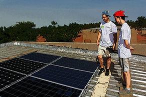 solidarité énergie burkina lycée pierre termier
