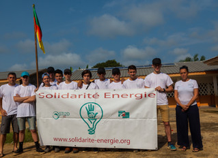 Cameroun,une mission réussie pour Solidarité Energie!