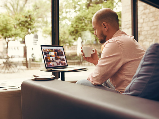 Can video help analyze reports from marketing and design teams?