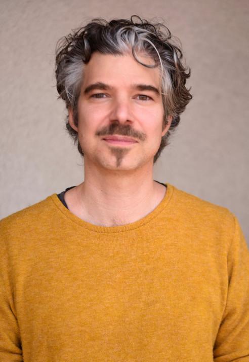 Swiss Director Peter Luisi