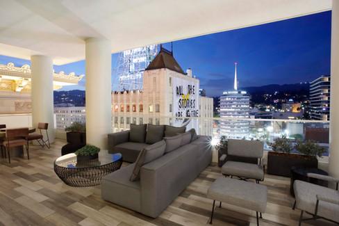 W Residences, Los Angeles