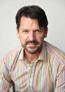 Documentary filmmaker Thomas Morgan