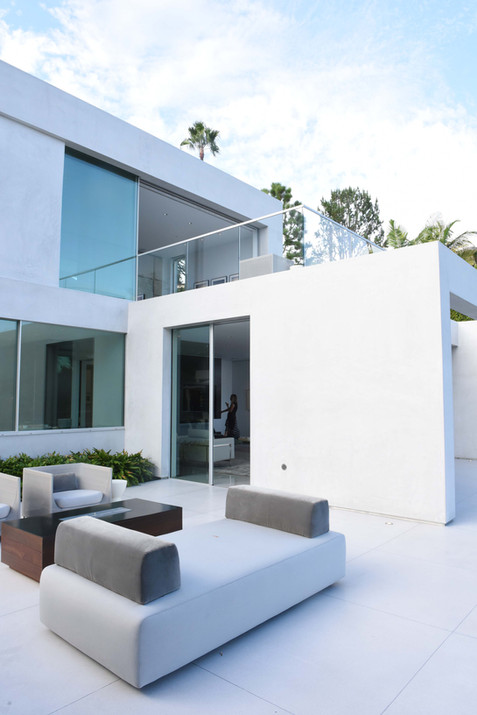 Private Residence in Bel Air
