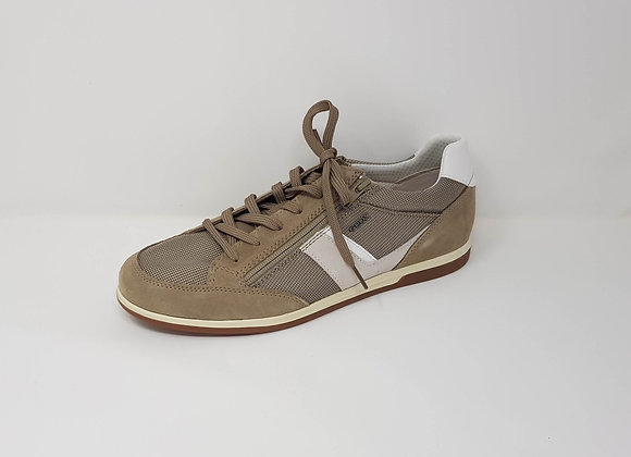 BASKET - TAUPE - GEOX