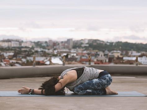 Spiritualität oder Körperübung? - über Yoga