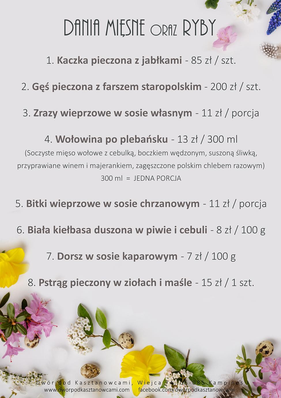 menu WIELKANOC2 - dania mięsne ryby.png