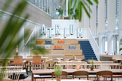 Atrium & Café Galien
