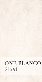 Azulejo One Blanco 31x61. azulejo barato madrid, tienda azulejos madrid. Ceramhome azulejos Roman.