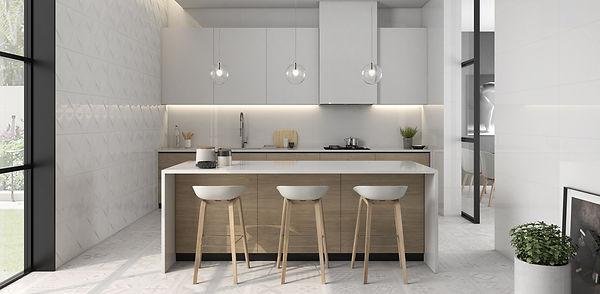 azulejo blanco brillo rectificado 40x120. Maldon blanco rectificado 40x120. argeta ceramica azulejo rectificado. ceramhome azulejo roman