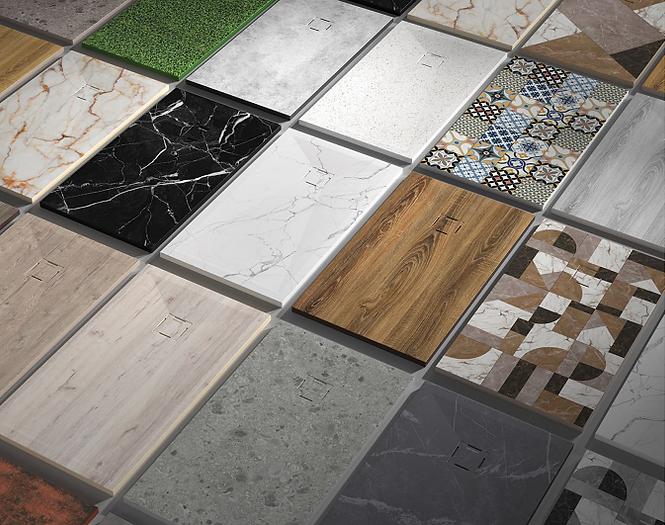 Platos de Ducha Stone 3D Duplach. azulejosmadridonline.es