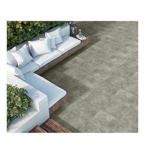 Medellin Gris 33x33 porcelanico espesorado, antideslizante. Porcelanico aranda gris. Azulejos roman madrid.