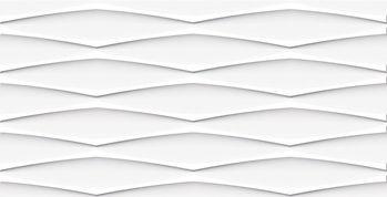 Azulejo blanco diamond 30x60. Azulejo blanco con ondas. oferta en azulejos blancos, azulejo blanco economico