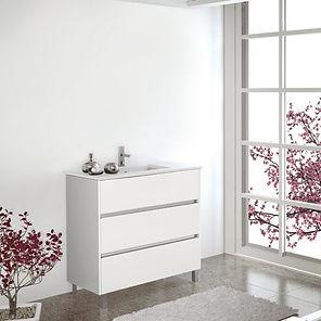 Conjunto de baño Imperia Blanco