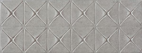 ITACA GRIS CUADROS 45x120 azulejo rectificado.