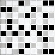 Kubic Arlequin 30x30. imitacion gresite. ceramhome azulejos roman