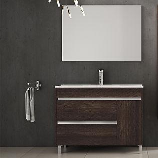 Mueble de baño Caprera Roble Evasion