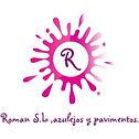 Logotico Azulejos Román S.L