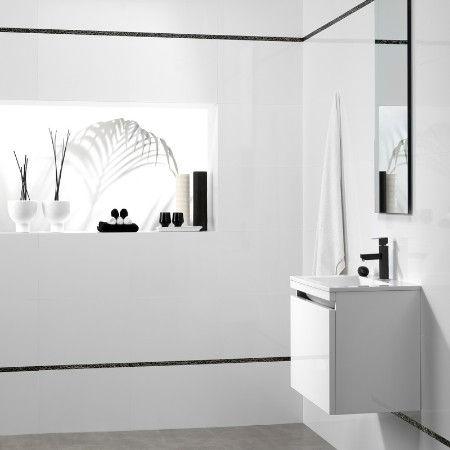 blanco brillo rectificado 30x60. azulejo blanco rectificado 40x120. azulejo pasta blanca rectificada