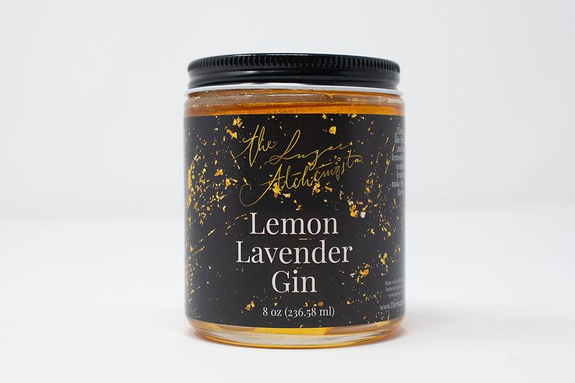 Lemon Lavender Gin