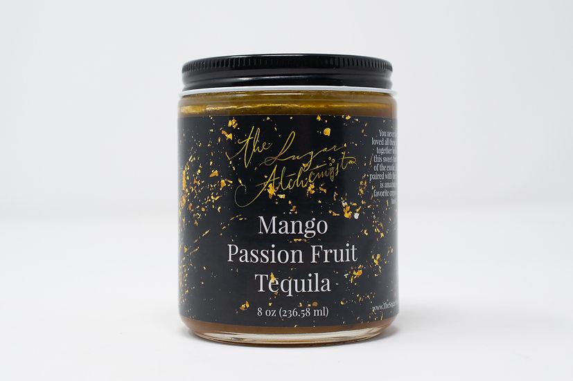 Mango Passion Fruit Tequila