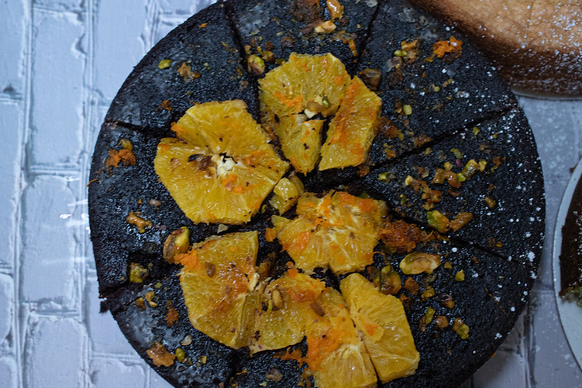 Vegan Orange Chocolate