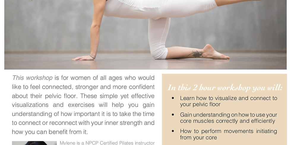 The Pelvic Floor and Core