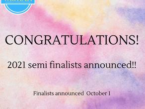 Announcing the Write LA 2021 Semifinalists!