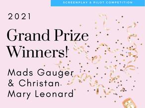 Write LA '21 Grand Prize Winner