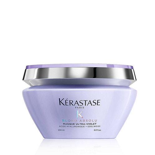 BLOND ABSOLU Masque Ultra-Violet Purple Hair Mask 6.8 FL OZ