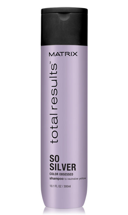 Matrix Total Results So Silver Shampoo 10.10oz