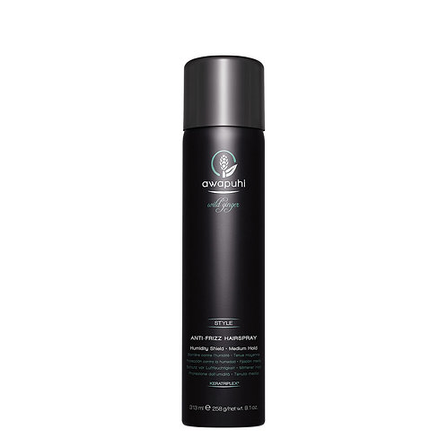 Awapuhi Wild Ginger Anti-Frizz Hairspray 9.1oz