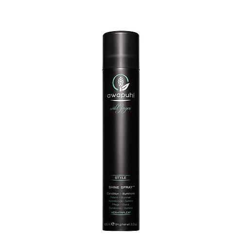 Awapuhi Wild Ginger Shine Spray 3.3oz