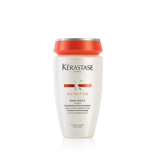 NUTRITIVE Bain Satin 1 Shampoo 8.5 FL OZ
