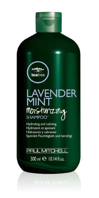 Tea Tree Lavender Mint Shampoo 10.14oz