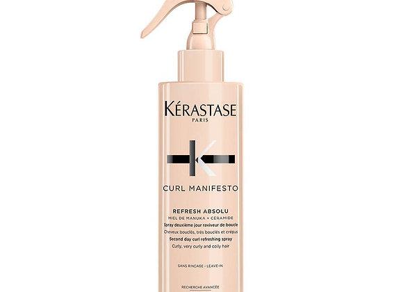 Kerastase Refresh Absolu Redefining & Restyling Spray