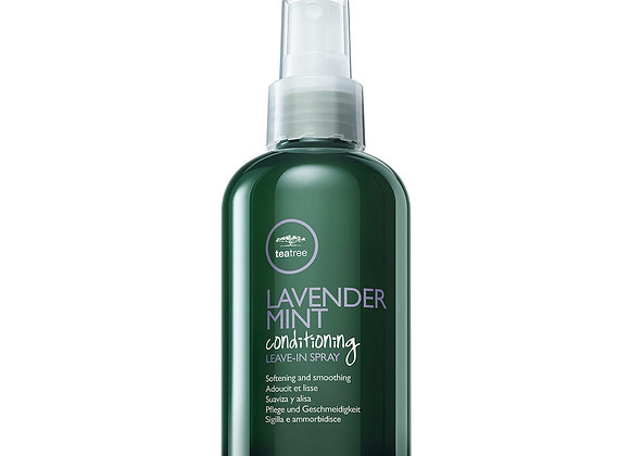 Tea Tree Lavender Mint Conditioning Leave-in Spray 6.8oz