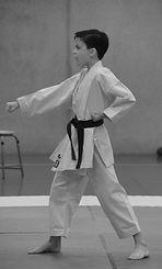 Kata competitie Karateschool Furinkazan