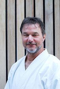 Trainer Leraar Sensei John Verhoeven