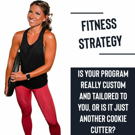 Personalized Workouts for You and Only You