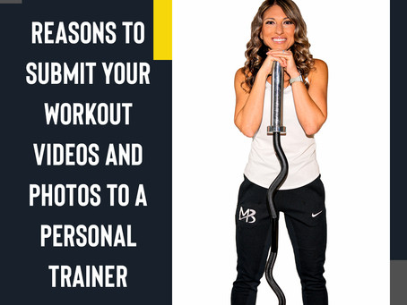 Review Workout Videos with an Online Coach
