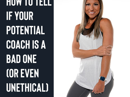 Partner with Ethical Coaches