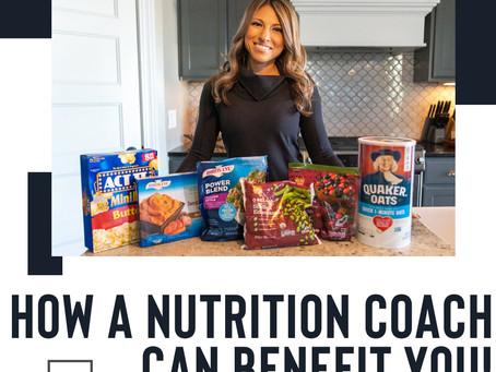 Nutrition Coaching Benefits for You