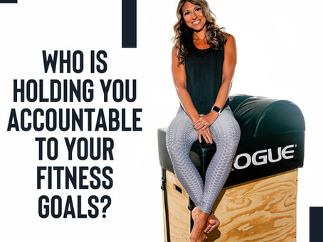 You Need Accountability in Your Fitness Journey