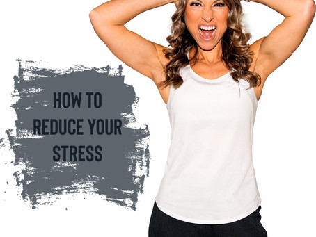 Stress Management Tips from a Health & Wellness Coach