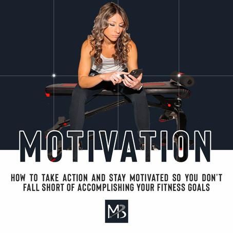 You Struggle Staying Motivated