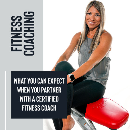 We're Certified Fitness Experts!