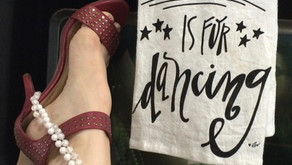 FROM SHIM-SHAM TO SHIMMY - The Threads of Tap & Swing in My (and others') Belly Dancing