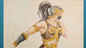 "GLADIATRIX: ""Gladia-what?!"" - Female Gladiator"